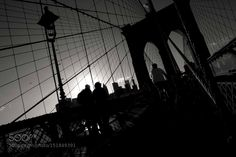 Brooklyn bridge#1 by Manuel_Serrano Street Photography #InfluentialLime
