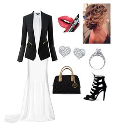 """""""Fancy"""" by boston-c on Polyvore featuring Rime Arodaky, Alexander Wang, Chicsense, Fiebiger and Michael Kors"""