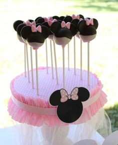 Minnie Mouse  Victoria  | CatchMyParty.com