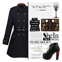 """""""SheIn #4"""" by selmagorath ❤ liked on Polyvore featuring mode, Spy Optic et ANNA"""