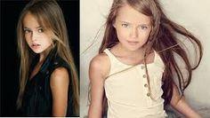 Risultati immagini per modelle bambine