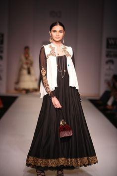 Joy Mitra's Collection -Wills Lifestyle India Fashion Week 2014