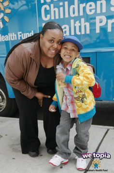 Thomas (age 5) loves visiting the doctor! Joy from WeTopia can help kids just like Thomas receive the health care they need!