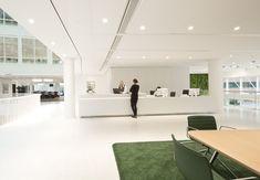 Galería de Sede Eneco en Rotterdam / Hofman Dujardin Architects - 15
