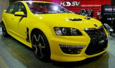2011 HSV GTS E3