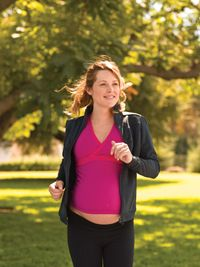 33 Reasons to Keep in Shape During Pregnancy.