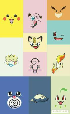 Pokemon Room, Pokemon Craft, Pokemon Party, Pokemon Birthday, Eevee Wallpaper, Cute Pokemon Wallpaper, Cartoon Wallpaper, Pokemon Coloring Pages, Deco Originale