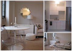 Fin leilighet (kjøkkeninspirasjon også)