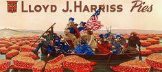 Lloyd J. Harriss Pies poster