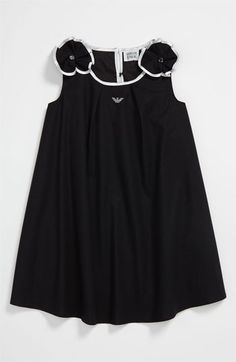 Armani Junior Dress (Toddler & Little Girls) available at #Nordstrom  $180.00