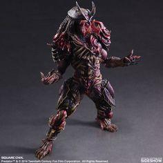 Predator Predator Collectible Figure by Square Enix | Sideshow Collectibles