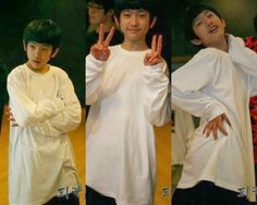 Junior pre debut~~ third picture is the best ~~ Got7