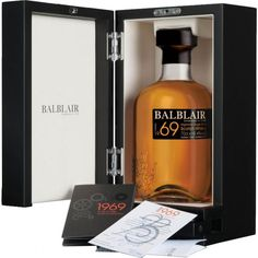 Balblair 1969 Single Malt Scotch Whisky