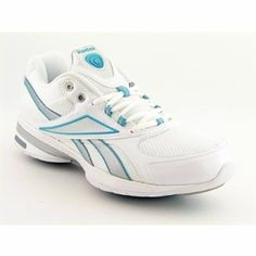 Reebok - Easytone Reeinvigorate Womens Shoes In White/Light Gry/Silver/Gl Blue, Size: 8.5 B(M) US, Color: White/Light Gry/Silver/Gl Blue Reebok. $93.05