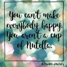 #quotes #nutella