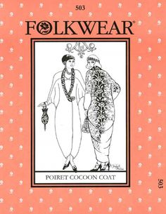 For when I'm super skilled and into the 1920's, in my currency 20 bucks is no joke! But the coat is beautiful, certainly what Phryne Fisher would wear!