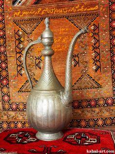 Antik orient islamic Teekanne Kanne antique Ewer Bukhara teapot pitcher 19JhmN37