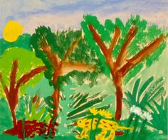 Art for Small Hands: In the Style of - Henri Rousseau