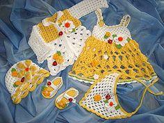 Detské oblečenie - Súpravka s vitamínom D :-) - 4144109_