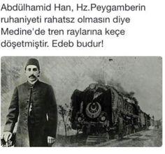 Cennet mekan Sultan Abdülhamid