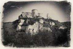 Chateau Gaillard, Normandy