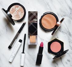 #motd @burberry @makeupforever @hm @anastasiabeverlyhills @marcbeauty @toocoolforschool #bblogger #bbloggers #beautyblogger