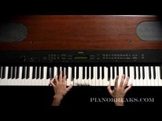 How to Play Piano Lessons - #1 Easy Jazz Piano Chords - http://music.chitte.rs/how-to-play-piano-lessons-1-easy-jazz-piano-chords/