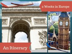 Taking a trip to Europe and aren't sure where to go or what to see? Explore the best of what Europe has to offer by sticking to this 2-week itinerary or use these trip ideas as a guideline when building your own vacation!