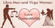 Love match compatibility between Virgo woman and Libra man. Read about the Virgo female love relationship with Libra male.