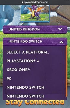 Rumor: Spyro Reignited Trilogy is also coming to Nintendo Switch and PC http://bit.ly/2lnzap3 #nintendo