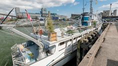 nice Ex Navy minesweeper turned swanky Vancouver waterfront residence listed for $299K - British Columbia - Canada News