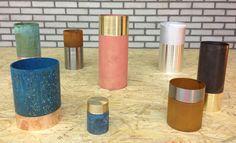 Matti Syrjä brass and copper vessels