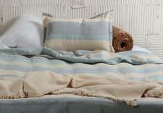 Joinery Woven Cotton Bedding  For additional information and to buy click here For all Shop America products click here