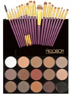 GET $50 NOW | Join RoseGal: Get YOUR $50 NOW!https://www.rosegal.com/make-up/eyeshadow-palette-with-makeup-brushes-1059252.html?seid=8344645rg1059252