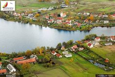 Schwentainen (now Świętajno, Poland) today | Louise Dembosky's birthplace #AncestryContest