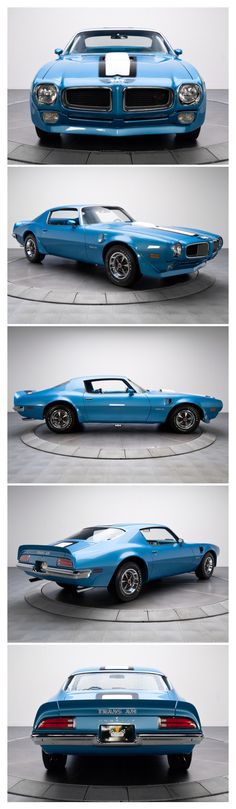 1970 Pontiac Trans Am                                                                                                                                                                                 More