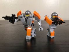 Lego Prometheus Moc! Icarus and Hector - YouTube