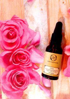 #Look #Fresh Θέλετε πιο λεία & νεανική επιδερμίδα; #Hera #Antiaging #Nightime #Oilmix και θα ξυπνήσετε ακόμη πιο όμορφη... #FreshLine #regenerating #restoring #rose #essentialoil #borage #avocado #neroli #sage #sandalwood #eveningprimrose #palmarosa #myrrh