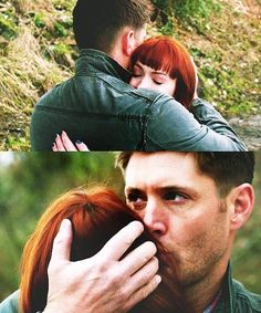 "Supernatural Season 8 Dean/Charlie ""I love you."" -- They had the BEST friendship."