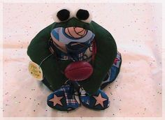 Charlie the All Star Frog.     http://tophatter.com/auctions/10574?campaign=all=internal