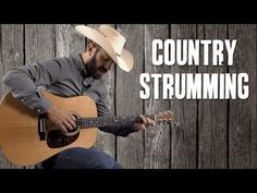 Country Strumming Patterns and Practice over Hank Williams Style Progressions - Guitar Lesson Basic Guitar Lessons, Online Guitar Lessons, Guitar Lessons For Beginners, Guitar Online, Guitar Tips, Guitar Songs, Guitar Chords, Guitar Scales, Acoustic Guitars