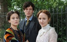 The tangled love lives of Vanessa Bell and Virginia Woolf are the subject of a   new BBC drama