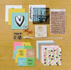 Mini Kit: Here + There at @studio_calico