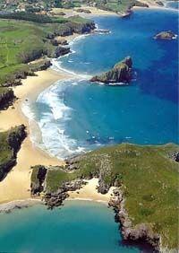Playas de Asturias, Spain http://www.youtube.com/watch?v=qTLIkSdUPZI=plcp