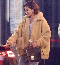 Selena Gomez wears the Pixie jacket | #IAMGIA