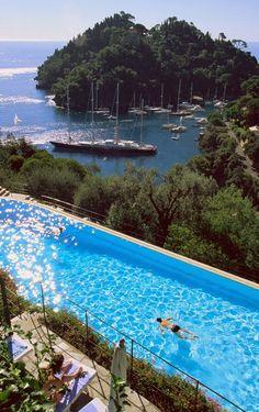 Hotel Splendido, Portofino, Liguria (Génova), Italy