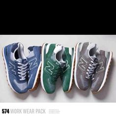 NB 574 work wear pack