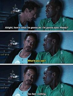 Funny Moments in iron man