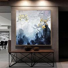 """Price from: $180 Large Original Abstract Painting On Canvas, abstract modern art TG013 Rectangle painting Size from: 22"""" x 22""""   handmade Acrylic from Studio Trend Gallery#abstractpainting #largecanvasart #largeabstractart #originalartwork #originalart #abstractcanvas #texturepainting #homedecorart  #roomdecor #roomdesign #livingroomdecor #wallart #wallartdecor #wallartprint Large Canvas Art, Abstract Canvas, Famous Contemporary Artists, Original Art, Original Paintings, Acrylic Paintings, Living Room Art, Texture Painting, Painting Inspiration"""