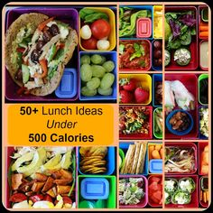 Looking for healthy lunches to take to work or school? Our 500 Calorie and Less Pinterest board has the inspiration and information you need! Follow here: http://bit.ly/1wCW1qZ. #LaptopLunches #Bentology #healthyeating #healthydiet #weightloss